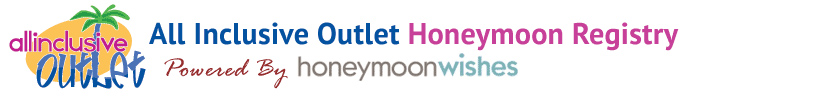 Honeymoon Wishes - Your honeymoon registry gift experience